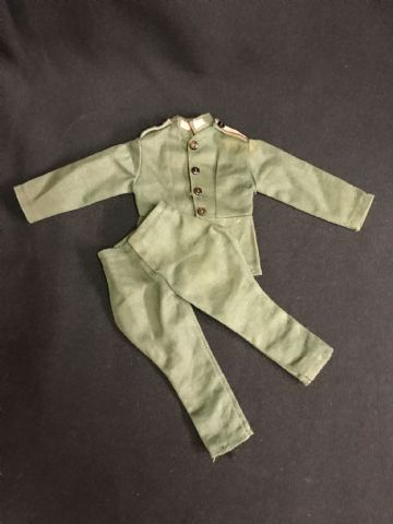 VINTAGE ACTION MAN - RUSSIAN INFANTRYMAN TUNIC & TROUSERS